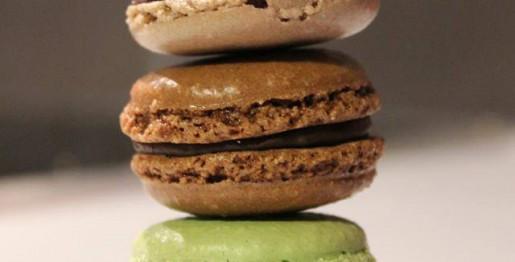 Trilogie de Macarons